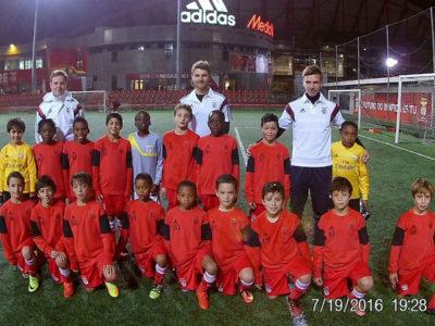 Relacja ze stażu – o metodach szkolenia dzieci i młodzieży w klubie SL Benfica